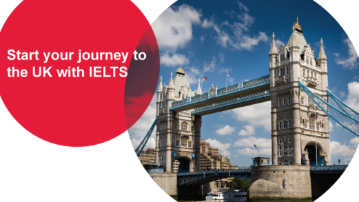 IELTS for UK Visa