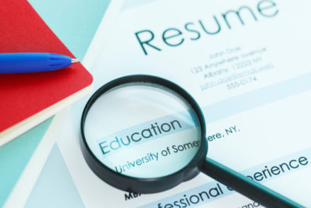 College Admission Resume: Common Mistakes To Avoid