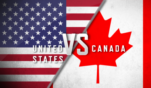 Study Destination Comparison: USA v/s Canada