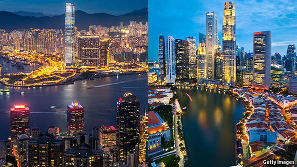 Choice of a Study Destination: Singapore or Hong Kong