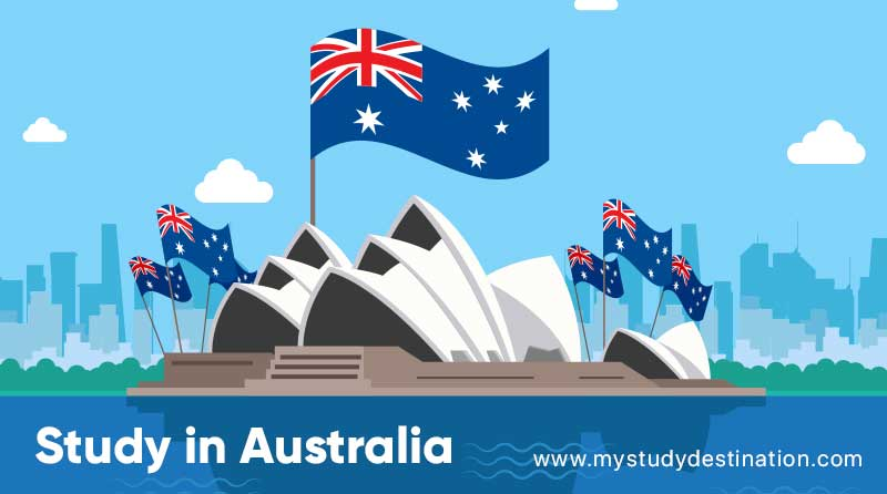 Study in Australia: Timeline for July Intake