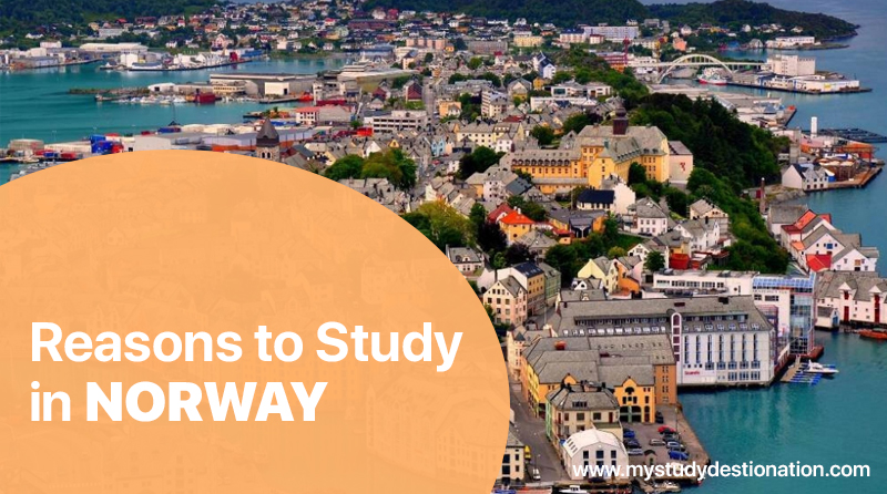 reasons to study in norway