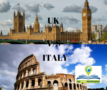 Should I Study Abroad in UK or Italy?