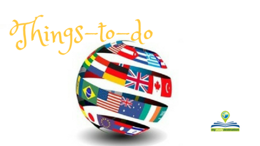List of Things-To-Do for Students Who Want to Study Overseas