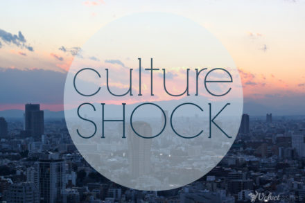 5 Reasons Why Experiencing Culture Shock is Not Bad For You
