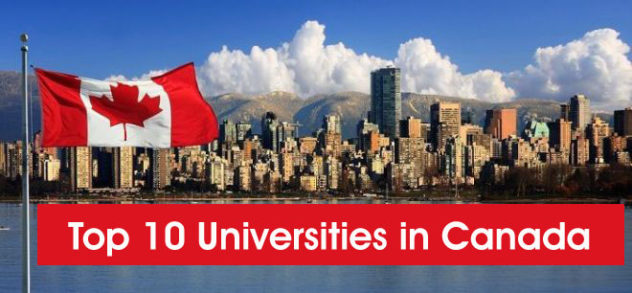 Study in Canada: Top 10 Universities for 2018