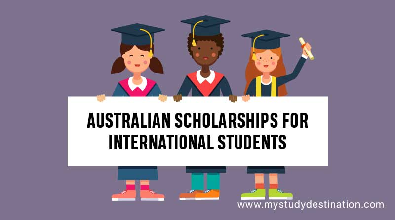 Australian Scholarships for International Students