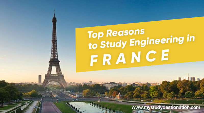 study engineering in France