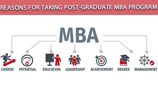 reasons for taking mba