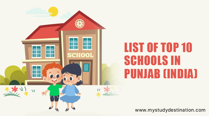 Top 10 Schools in Punjab